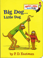 Big Dog...Little Dog Board Book