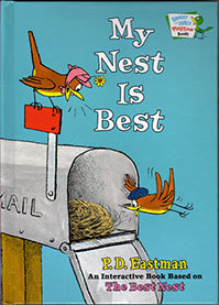 My Nest Is Best Bright and Early Playtime Book