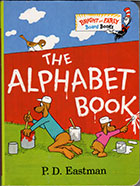 The Alphabet Book Board Book