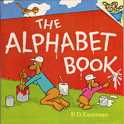 The Alphabet Book Paperback & Ebook